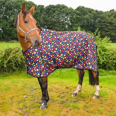 Pony Horse Riders Bubble Lightweight Outdoor Summer Protective Rug All Sze