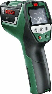 Bosch Thermo detector PTD 1 with Bag and Batteries, detects Danger of mould