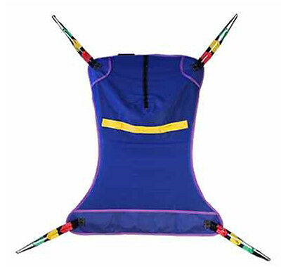 NEW Full Body Mesh Patient Lift Sling COMPATIBLE WITH INVACARE Most All Lifts
