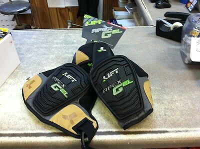 Knee pads Lift apex gel construction