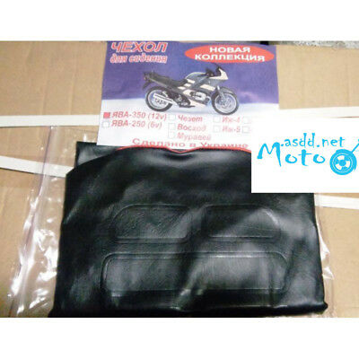 Seat cover JAWA 350 638 12V with stamping