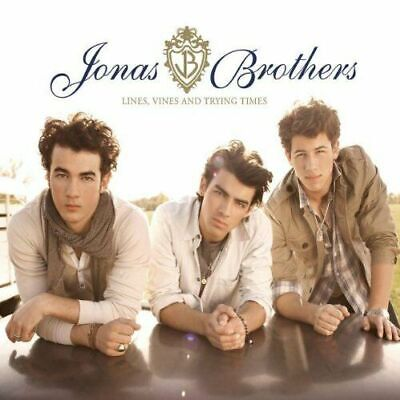 Jonas Brothers - Lines, Vines and Trying Times (CD)