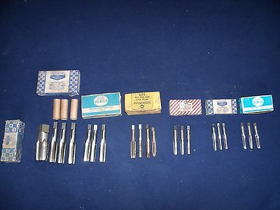 20 Taper Taps New Old stock Taps