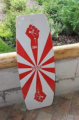 "Propaganda Double Fister Wake Skate 42"" 3mm Foam Grip"
