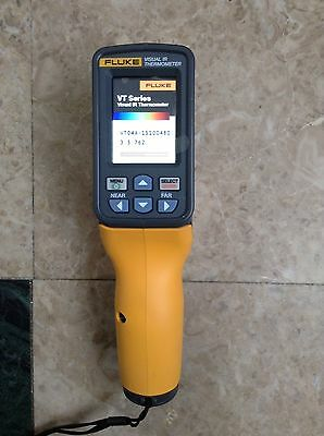 Fluke VT04A Visual IR Thermometer / Infrared Thermal Camera Like NEW!(Once Used)