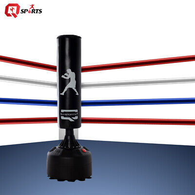 Q Sports 5ft Free Standing Heavy Duty Boxing Punch Bag MMA Kick Boxing Training