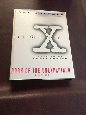 The X Files Book