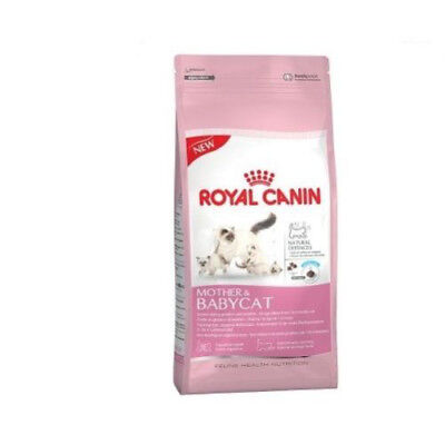 Pienso gatos Royal Canin MOTHER & BABYCAT (gatitos 1-4 meses/hembras gestantes)