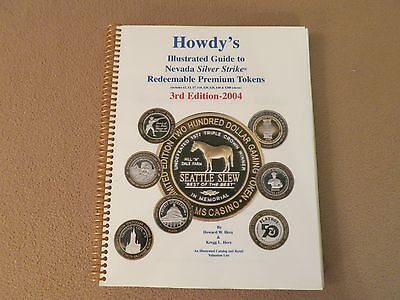 HOWDY'S OFFICIAL SILVER STRIKE ILLUSTRATED PRICE GUIDE RARE 3ed. EDITION 2004