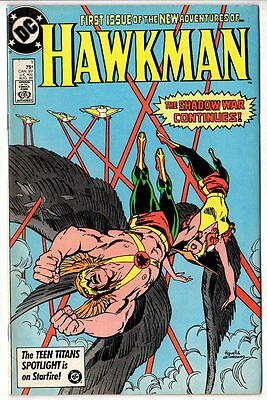 Hawkman DC Comic Book #1(Copper Age)1986