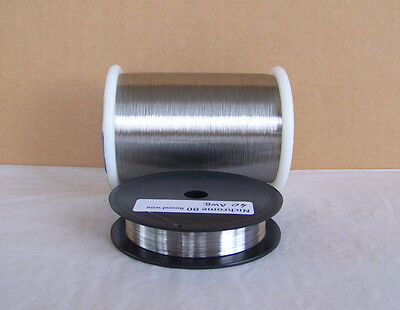 Resistance heating wire Nichrome  40 awg 500 ft