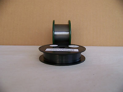 "Tungsten / Wolfram  wire 0.0175  mm /0.0007 ""  -  10 m.  / 33  ft."