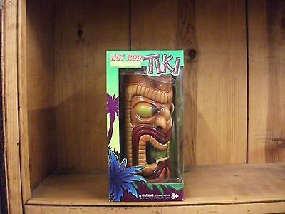 TIKI STATUE by Hot Rod Underground Kustom Kulture Collectible Art by Craig Judd