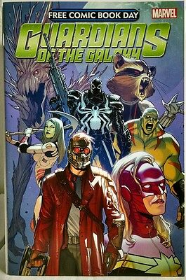 GUARDIANS OF THE GALAXY #1 A (2013 / 3rd series) & FCBD 2014  NM Marvel IronMan