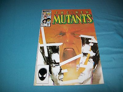 New Mutants 26 1St Full Legion Tv Show Key Hot!