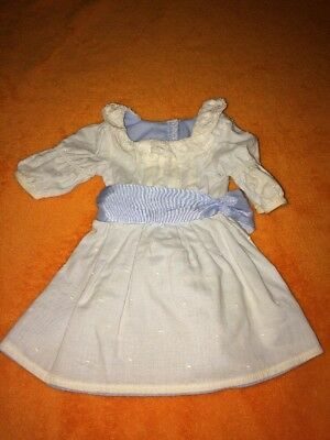 American Girl Doll Nellie Meet Dress Rare. Great Condition Box 26