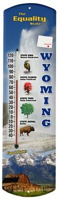 Heritage America by MORCO Wyoming Outdoor or Indoor Thermometer, 20-in