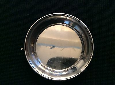 Gorham Sterling Silver Round Butter Pat #62