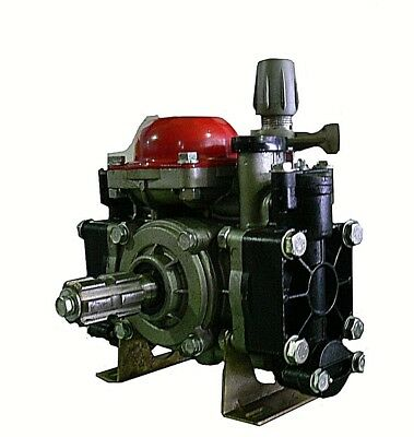 Diaphragm Pump with PTO drive 30 litre per minute with spare parts kit