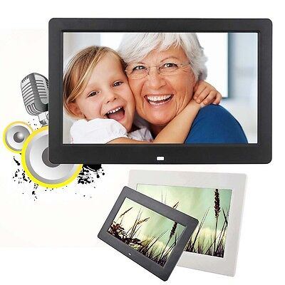 10.1 inch HD Digital Photo Frame Picture Mult-Media Player MP3 MP4 For Gifts DF