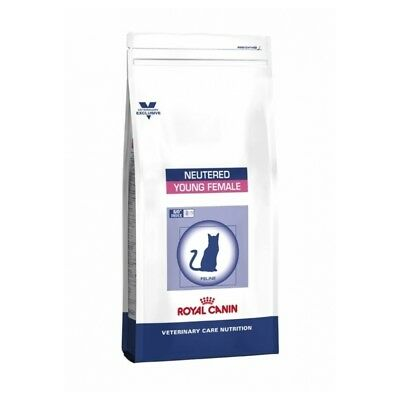 Royal Canin - Croquettes Veterinary Care Neutered Young Female pour Chat- 10Kg
