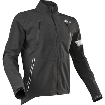 Fox Racing NEW 2018 Legion Downpour Charcoal Offroad Dirt Bike Motorcycle Jacket