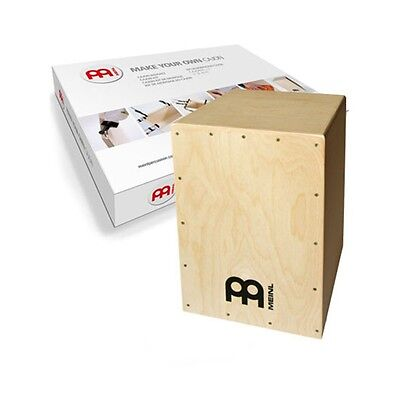 Meinl Percussion MYO-CAJ Make Your Own Cajon, Cajon Kit