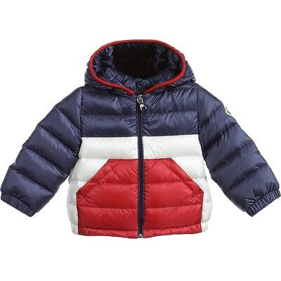 Moncler Baby Lightweight Down Padded Gatien Jacket Coat 12-18 Months