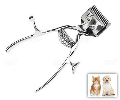 Universal Hand Pet Hair Trimmer Horse Dog Cat Grooming Manual Clipper Tool