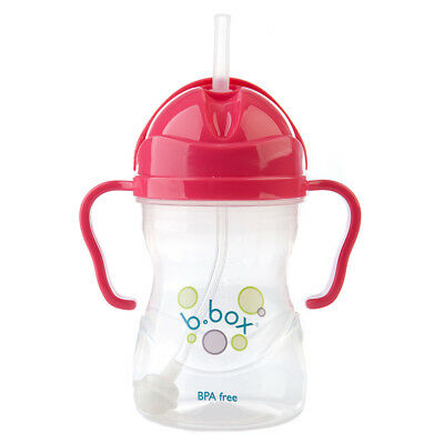 NEW b.box Essential Sippy Cup Raspberry