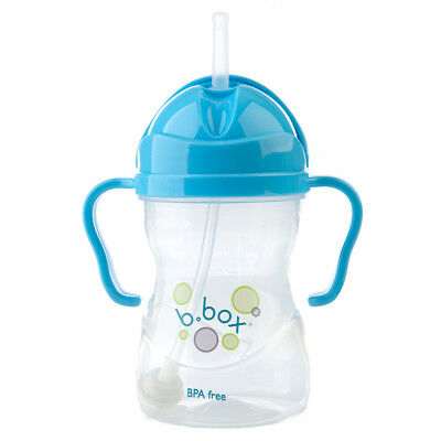 NEW b.box Essential Sippy Cup Blueberry