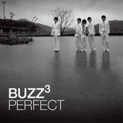 Buzz - Perfect 3rd Album New Sealed CD