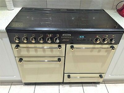 Rangemaster 55 Leisure Gas Cooker Oven 163 40 00 Picclick Uk