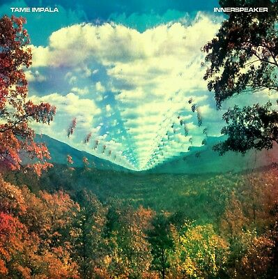 """Tame Impala Psychedelic Rock Innerspeaker Album Cover Poster 20×20 24×24"""" 32×32"""""""