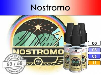 Eliquide French Liquid - Nostromo