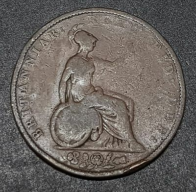 1831 King William IIII One Penny
