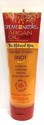 Creme Of Nature With Argan Oil From Morocco Flexible Styling Snot 8.4 Oz/ 248ml