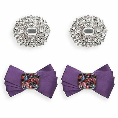 NEW Lindsay Phillips baubles & bows Holiday snaps 2 sets of snaps beautiful!!