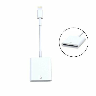 Camera Reader Adapter Lightning To SD Card For Apple IPhone Categories Weihao