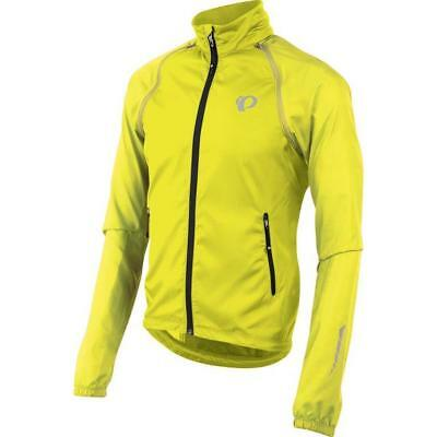 Pearl Izumi ELITE Barrier Convertible Jacket 11131513 NEON YELLOW