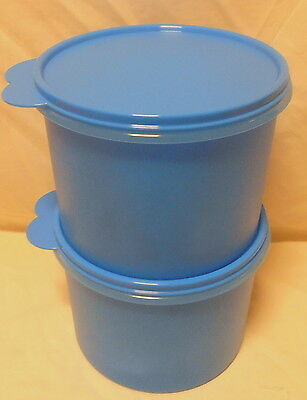 BNIP TUPPERWARE set of 2  LOTSA LOLLIES CANISTERS