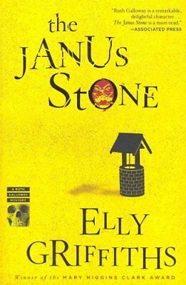 The Janus Stone by Elly Griffiths 9780547577401 (Paperback, 2012)