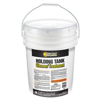 INSTANT POWER Holding Tank Cleaner/Treatment,5 gal., 8872, Orange
