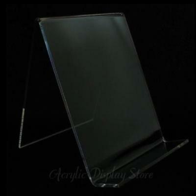 Acrylic Book Frame CD/DVD Display Easel Stand - 6""