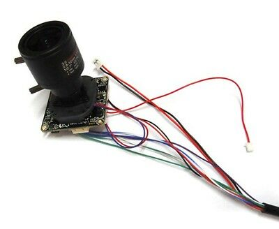 FULL HD 2MP 1080P CCTV IP Camera Module PCB Main Board Hisilicon, 2 8-12mm  lens