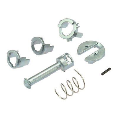 Front Left Right Door Lock Cylinder Repair Kit Parts for BMW E46 3SERIES durable