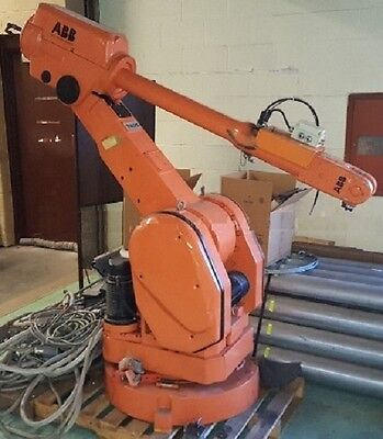 ABB Robot System IRB 3200 5 axis Peripheral equipment Industrial Art
