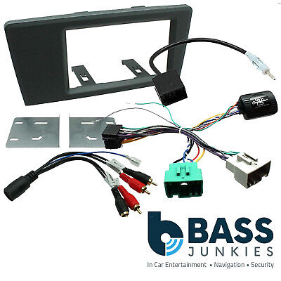 Connects2 CTKVL04 Volvo XC90 2004-2014 Amplified Double Din Fitting Kit