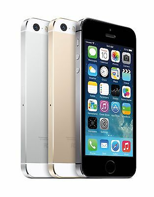 Apple iPhone 5s Smartphone 16GB (Choose: AT&T or GSM Unlocked) Gold Black 4g