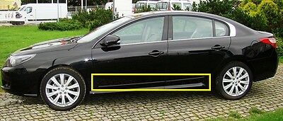 Body Side Mouldings Door Molding Protector Trim for Renault Latitude 2011-2016